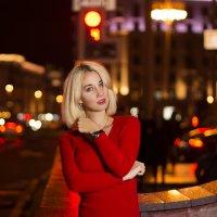 Ночная Москва :: Евгения Калашникова