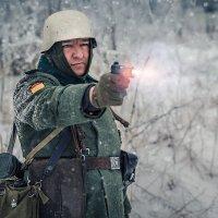 Stirb, russisches schwein! :: Виктор Седов