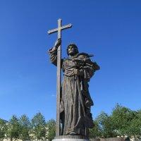 Памятник Князю Владимиру :: Вера Щукина