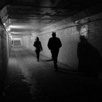Мистика подземных переходов... :: Сергей