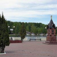 Памятный монумент :: Елена Павлова (Смолова)