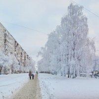 спальный район :: Михаил Николаев