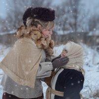 Русская зима :: Татьяна Скородумова
