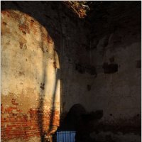 улыбка руины оранжереи :: sv.kaschuk