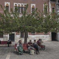 Venezia. Campo S.Polo. :: Игорь Олегович Кравченко
