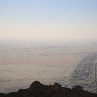 Граница между сульанатом Оман и Эмиратами :: Gennadiy Karasev