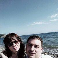 Море и мы. :: Яна