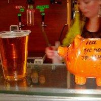 И горькими слезами обольюсь при виде пива... :: Нина Корешкова