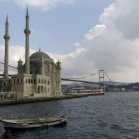 Мечеть Ортакёй :: saslanbek isaev