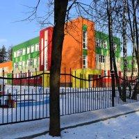 новый детский сад-ждем малышей в большом количестве :: tatiana