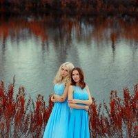 Лера и Настя :: Ekaterina Vikulina