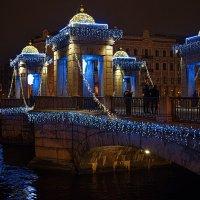 Ломоносовский мост :: Тамара Рубанова