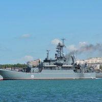 Корабль Азов. :: Любовь