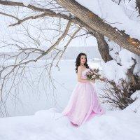 Зимняя невеста :: Евгения Калашникова