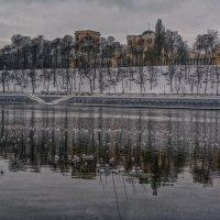 вчерний снежок :: Василий Королёв