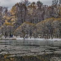 Первый снег :: Viacheslav Birukov