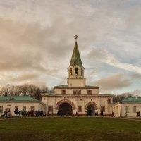 музейный комплекс в Коломенском :: cfysx