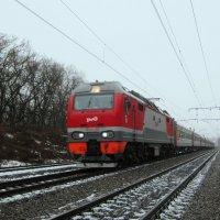 ЭП2К - 269 :: Сергей Уткин