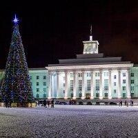 Новогодняя ёлка г.Нальчик IMG_0126 :: Олег Петрушин