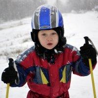 С утра по раньше на лыжи и ..... :: Aleks Ben Israel
