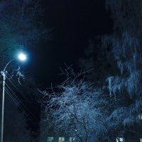 Ночь, улица, фонарь, машина :: Сергей Ткаченко