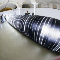 "Арт- туннель с выставки ""Recycle Group"". :: Alexey YakovLev"