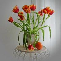 Предчувствие весны.... :: Galina Dzubina