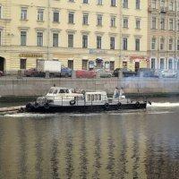 Река Фонтанка. :: Валентина Жукова