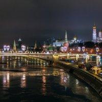 Москва новогодняя :: Андрей Бондаренко