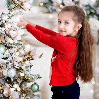 Новогодняя фотосессия :: Viktoria Shakula