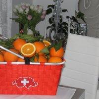 Дед Мороз из Швейцарии подарочек принес :) :: Mariya laimite