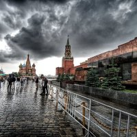 Москва :: Борис Соловьев