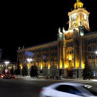 Ночной Екатеринбург :: Evgeniy Akhmatov
