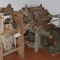 Древние машины для обработки льна :: Дмитрий Солоненко