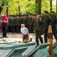 Дань памяти :: Сергей Бобров