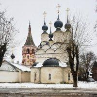 Лазаревская церковь. Суздаль. :: Юрий Шувалов