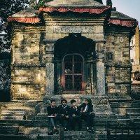 Катманду, Непал. Декабрь 2017. :: Игорь Сон