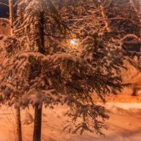 Ночная улица :: Юлия Рамелис