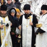 Праздничная литургия :: Вик Токарев