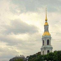 Колокольня Никольского собора :: Сергей Карачин
