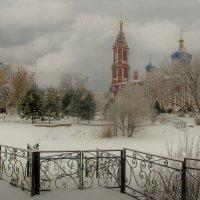 Перед Рождеством. :: Наталья Юдина