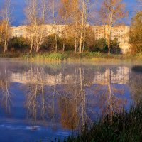 Осенний пейзаж. :: Виктор Иванович