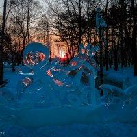 Ледяная скульптура :: Виктор