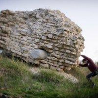 Руины Ашкелона :: Ефим Журбин