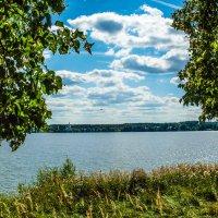 Озеро. :: Александр Куканов (Лотошинский)