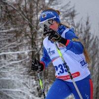 Крещенский лыжный марафон 2018-2 :: Андрей Бондаренко