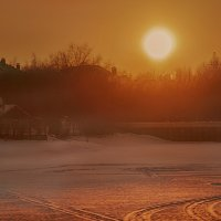 закат :: Андрей Выровой