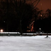 Январский вечер над ..городком..) :: tipchik