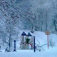 Детская площадка. :: Наталья