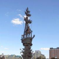 Памятник Петру Первому :: Вера Щукина